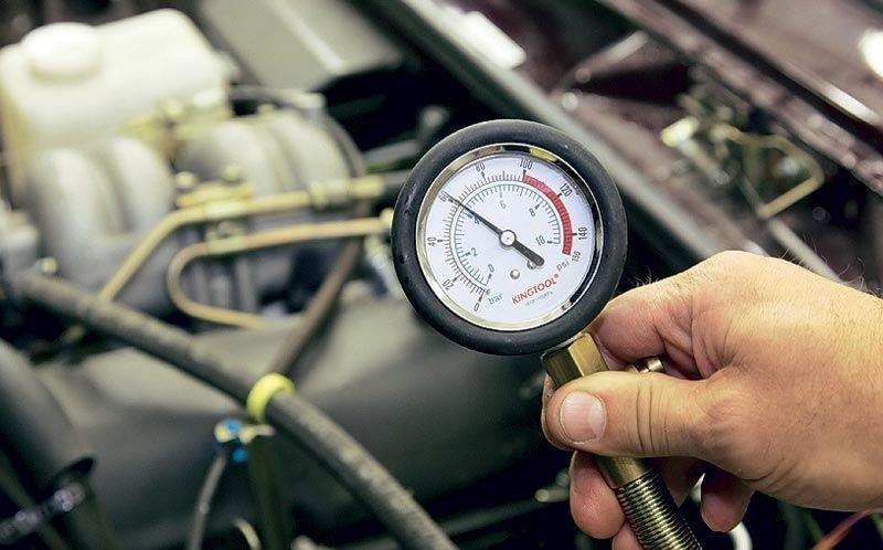 Компрессия в цилиндрах двигателя ВАЗ 2110/2112