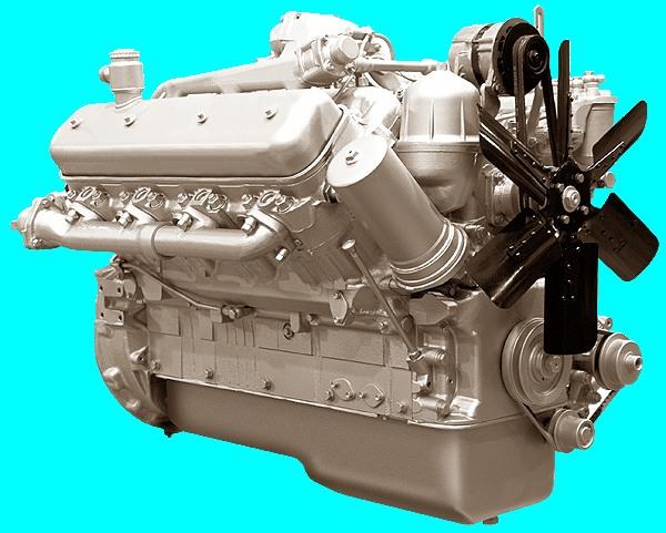 двигатель ЯМЗ-238: технические характеристики, схема