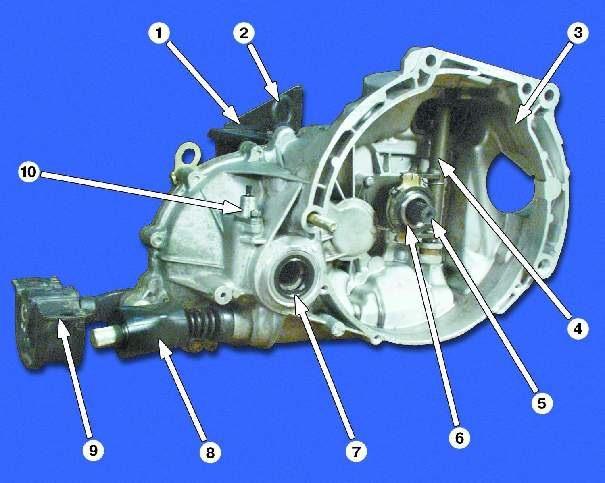 img5111 - Ремонт кпп на ваз 2109- устройство и ремонт, снятие и установка