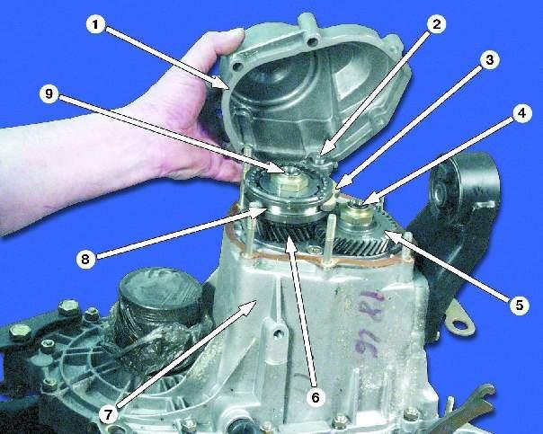 img5113 - Ремонт кпп на ваз 2109- устройство и ремонт, снятие и установка