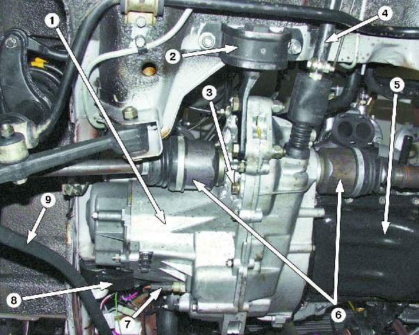 img5115 - Ремонт кпп на ваз 2109- устройство и ремонт, снятие и установка