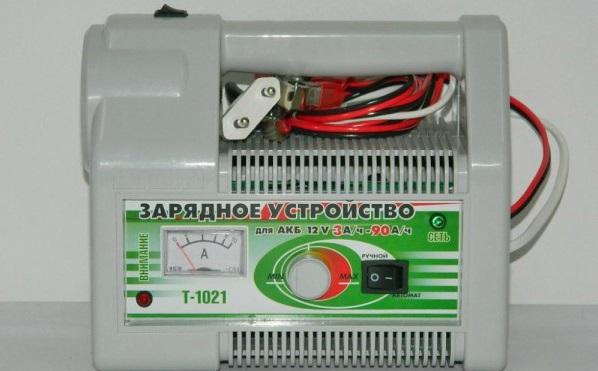 «зарядник» Т-1021