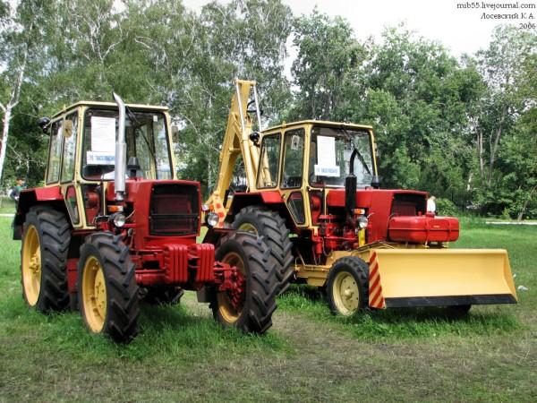 Трактор ЗТМ-80