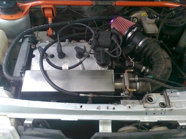 Ресивер на 16-ти клапанный двигатель ВАЗ