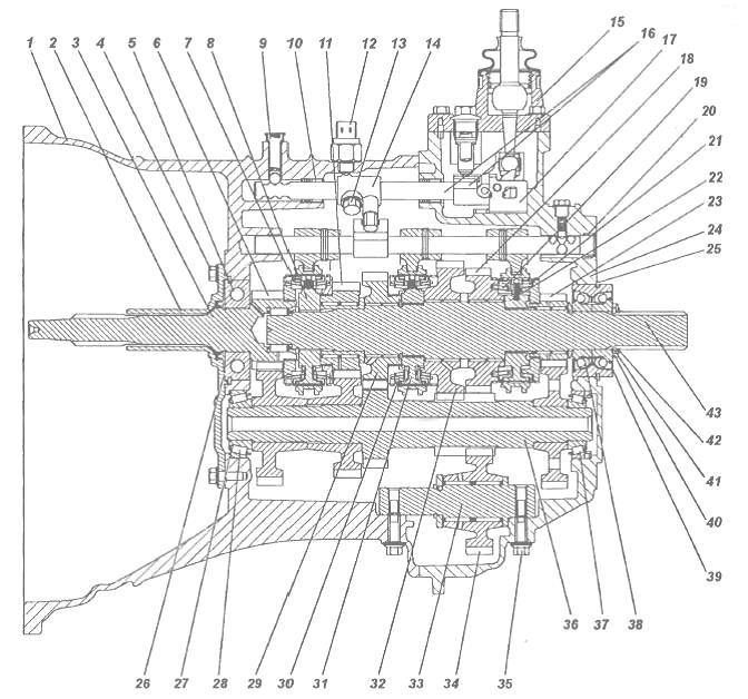 Коробка передач УАЗ Патриот 3163 (КПП Dymos)