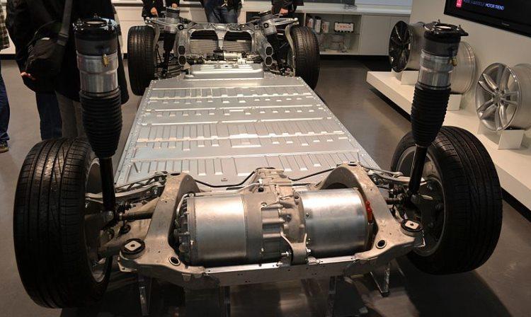устройство и принцип работы электромобиля tesla model s