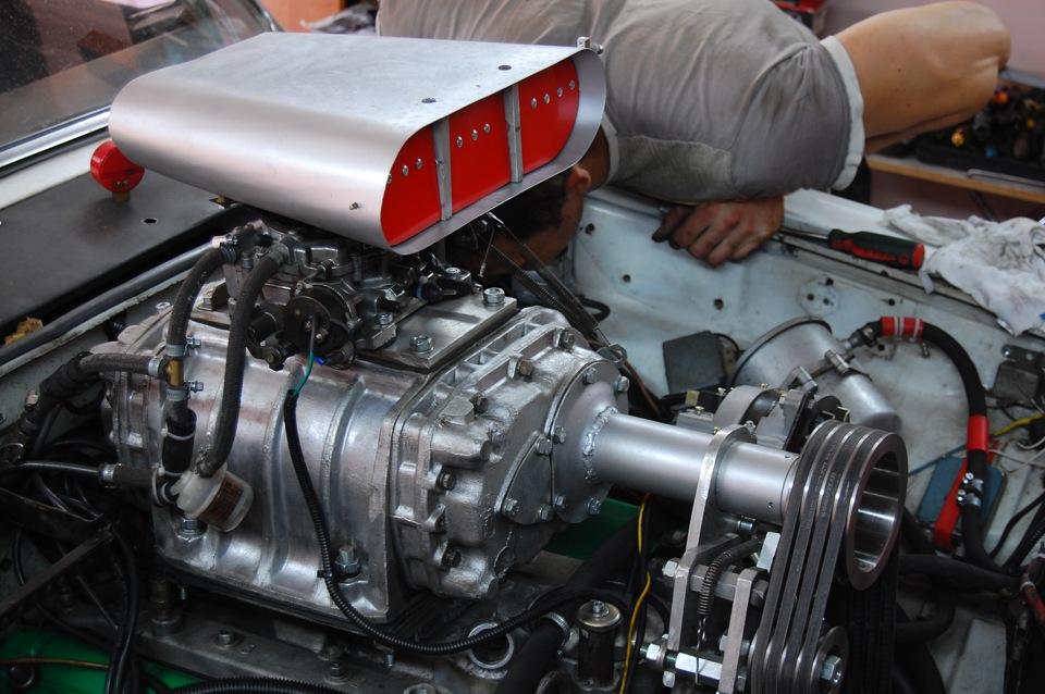 Механический нагнетатель воздуха для автомобиля своими руками фото 544