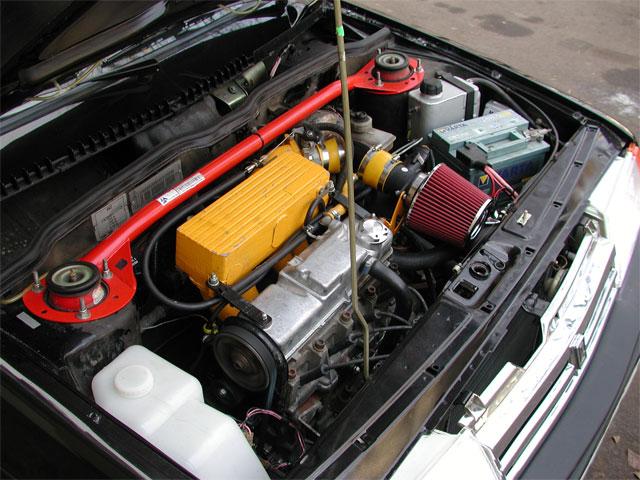 Тюнинг двигателя ВАЗ 21114