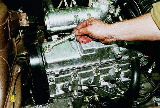Замена клапанов ВАЗ 2110 8 клапанов