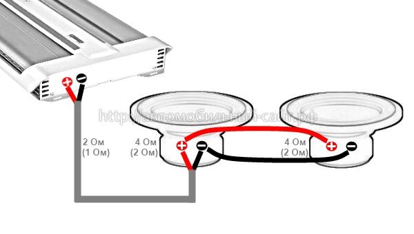Как подключить сабвуфер к усилителю