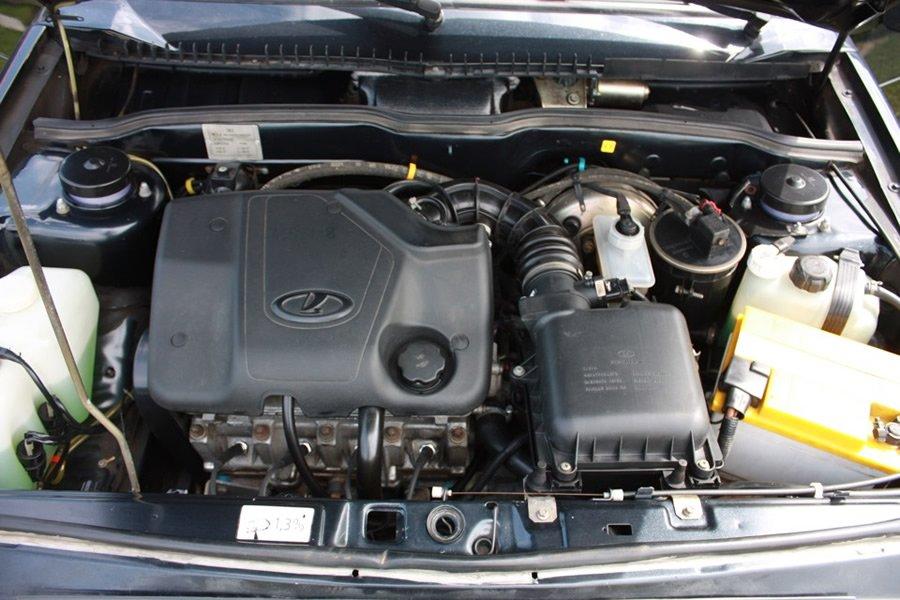ВАЗ 2114 8 клапанный инжектор