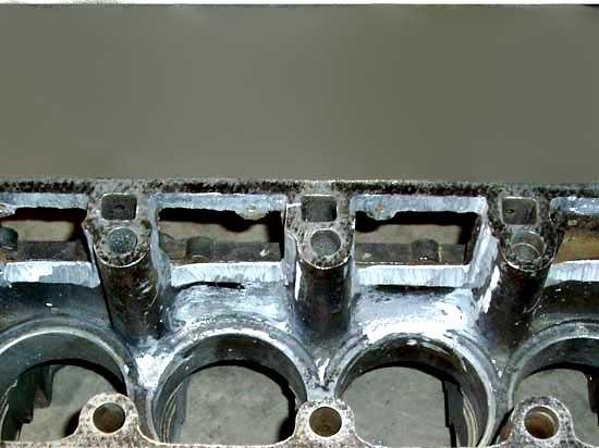 Система охлаждения двигателя автомобиля Москвич