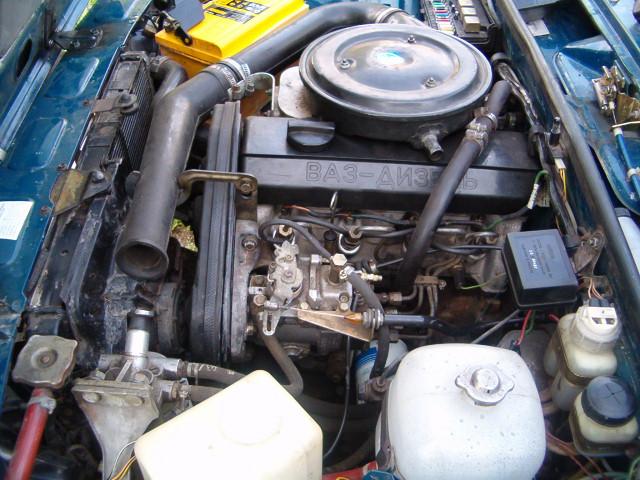 Двигатель ваз 21045 дизель фото
